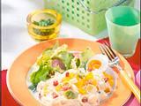 Kürbis-Kartoffel-Püree mit Ei Rezept