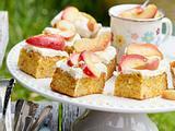 Kürbis-Kuchen Rezept