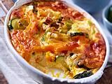 Kürbis-Zucchini-Auflauf Rezept