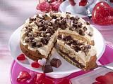 Küsschen-Torte Rezept