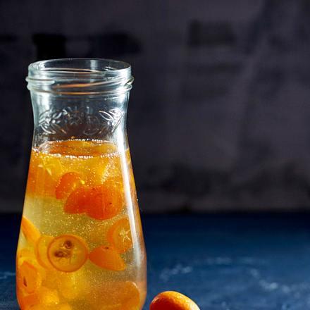 Kumquat-Sirup Rezept