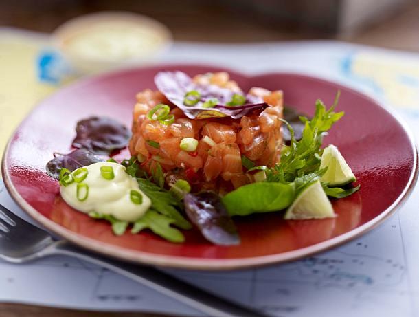 kalte küche - heute bleibt der ofen aus! | lecker - Gruß Aus Der Küche Rezepte