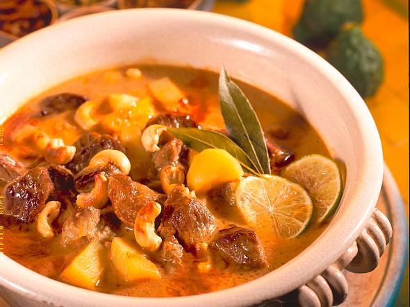 Lamm-Curry Rezept