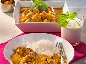 Lammcurry mit Kokos Rezept