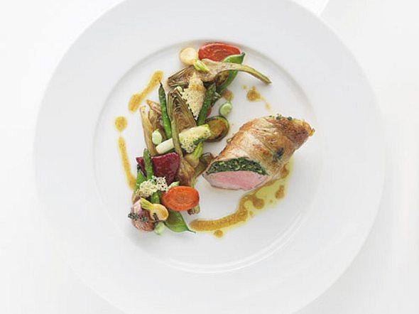 Alain ducasse rezepte highlights aus dem grand livre de for Livre cuisine ducasse