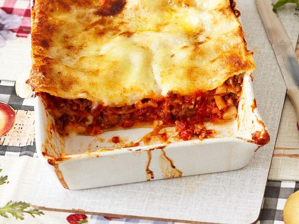 Lasagne al forno Rezept