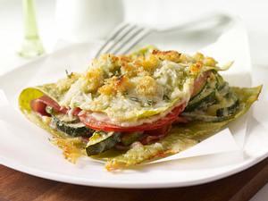 Lasagne-Sandwich Rezept