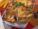 Lasagne Tricolore Rezept
