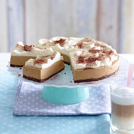 latte macchiato torte rezept lecker. Black Bedroom Furniture Sets. Home Design Ideas