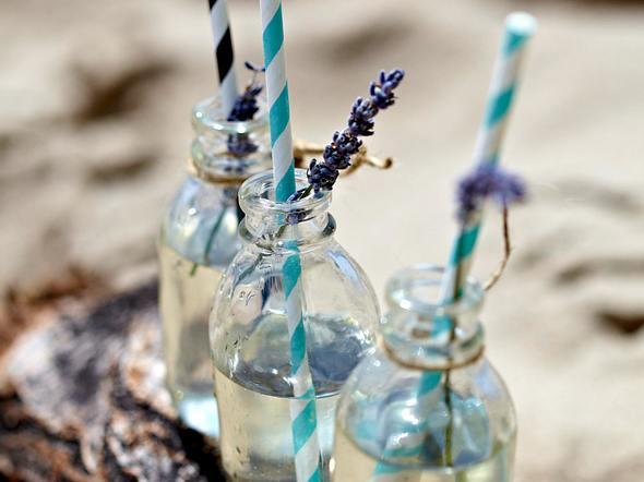 Lavendellimonade Rezept