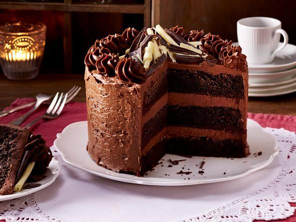 Layer-Cake mit Tuffs Rezept