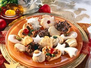 Lebkuchen-Igel Rezept