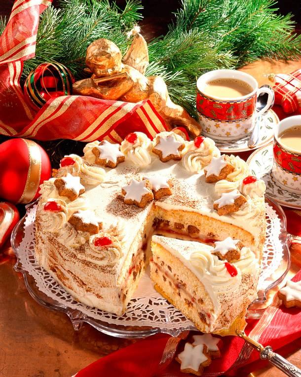 Lebkuchen-Mascarpone-Torte Rezept