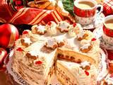 Lebkuchen-Zimt-Torte Rezept