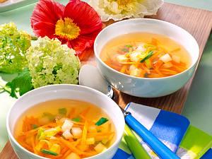Leichte Gemüse-Bouillon Rezept