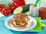 Leichter Hamburger Rezept