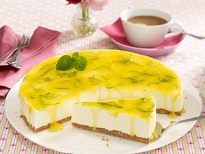 Lemon Cheese-Cake Rezept