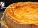 Lemon-Cheesecake with Rosemary Rezept