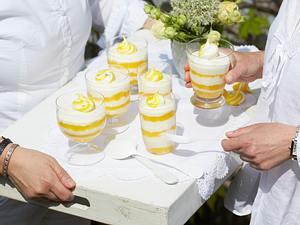 Lemon-Curd-Joghurt-Strudelcreme Rezept