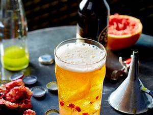 Lemon-Wodka mit Pale Ale Rezept