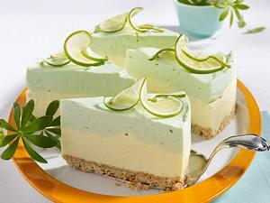 Limetten-Philadelpia-Torte Rezept