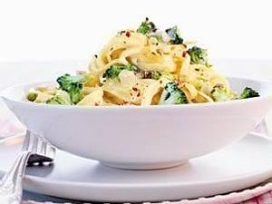 Linguine mit Brokkoli Rezept
