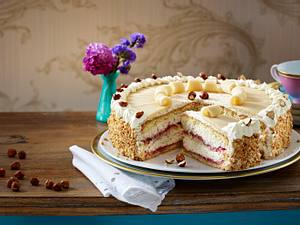 Lübecker Marzipan-Torte Rezept