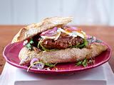 Luxus-Burger Rezept