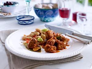 Mallorquinische Schweinelende mit Sobrassada (Llomb amb sobrassada) Rezept