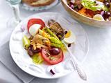 Mallorquinischer Thunfischsalat (Ensalada de Tonyina) Rezept