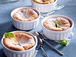 Mandel-Mascarpone Dessert Rezept