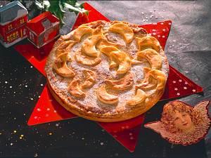 Mandel-Mond-Torte Rezept