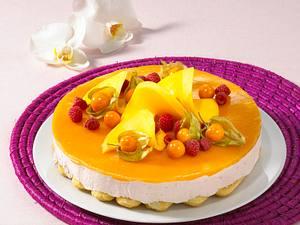 Mango-Joghurt-Torte Rezept
