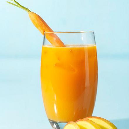 Mango-Karotten-Drink Rezept