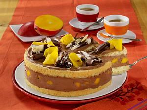 Mango-Schoko-Torte Rezept