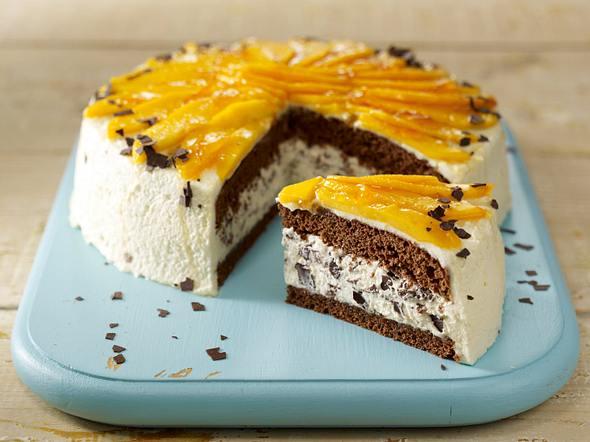Mango-Schokoladen-Torte Rezept