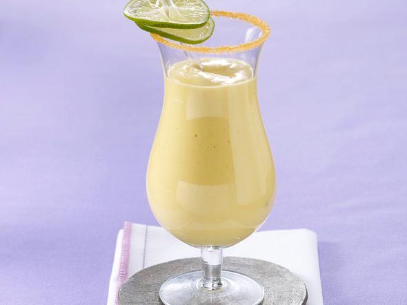 Mango-Shake mit Kefir Rezept