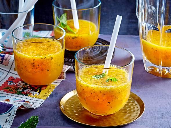 Mango-Squash Rezept