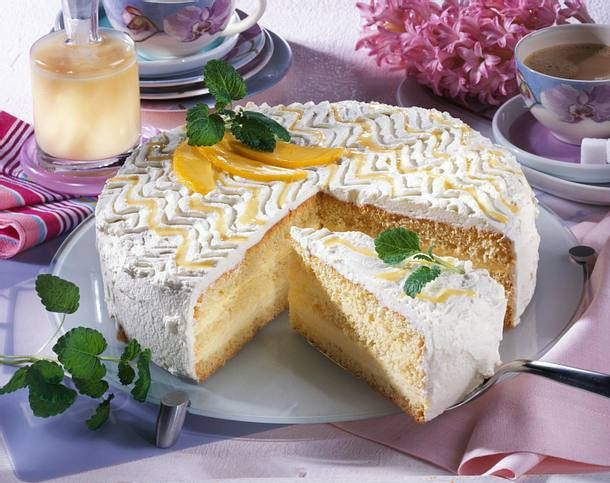 Mango-Torte Rezept