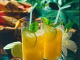 Maracuja-Drink mit Muskat Rezept