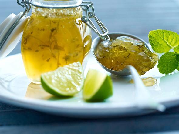 Marmelade à la Caipirinha Rezept