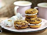 Marshmallow-Cookies Rezept