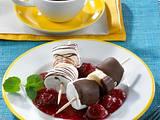 Marshmallows-Bananen-Spieße Rezept