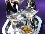 "Martini-Cocktail ""James Bond"" Rezept"