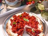 Mascarpone-Kirsch-Kuchen Rezept