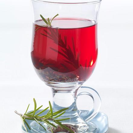 Mate-Rosmarin-Hibiskus-Tee (Schlank-Tee) Rezept