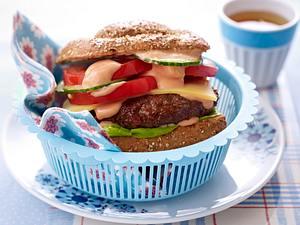 Mattis Hamburger Rezept