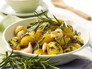 Mediterrane Kartoffelpfanne Rezept