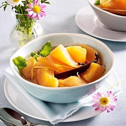 Melonenkaltschale Rezept