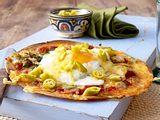 Mexikanische Eier  Rezept